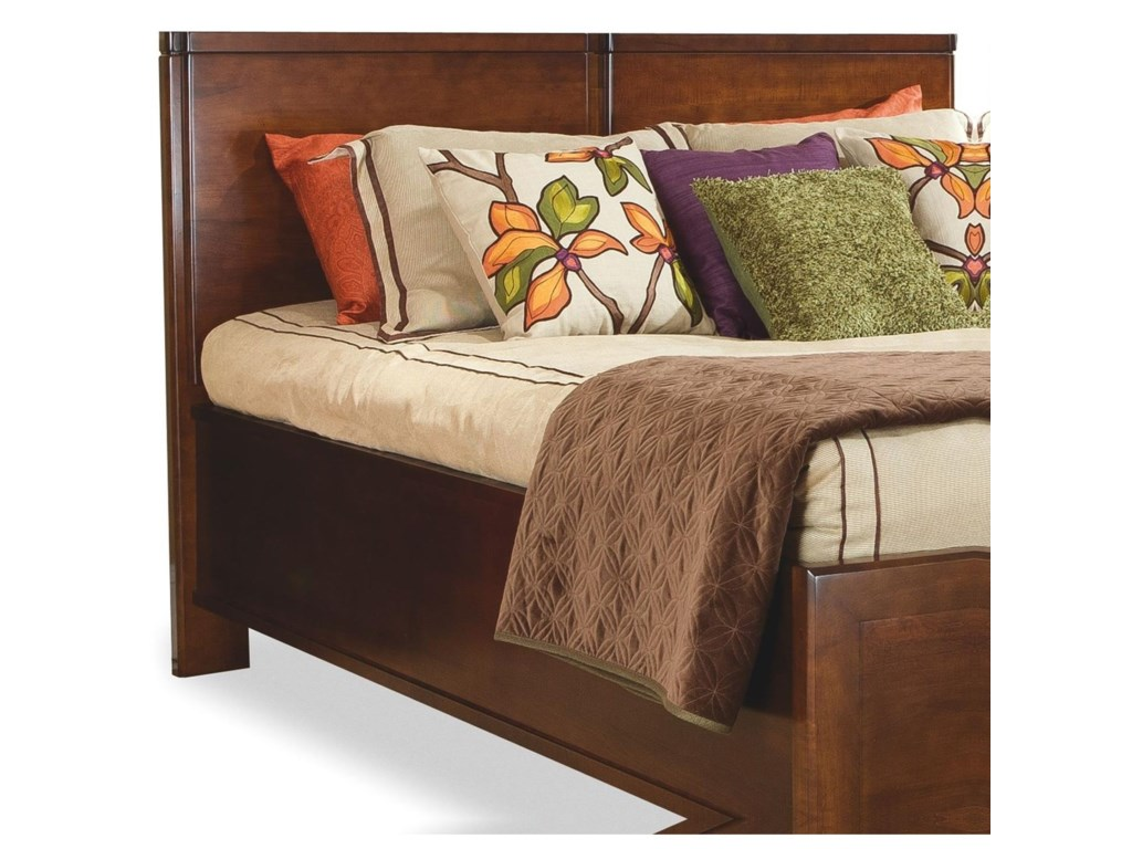 perfectbalance by Durham Furniture BedsTwin Wood Panel Headboard