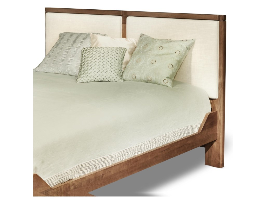 perfectbalance by Durham Furniture BedsTwin Upholstered Headboard
