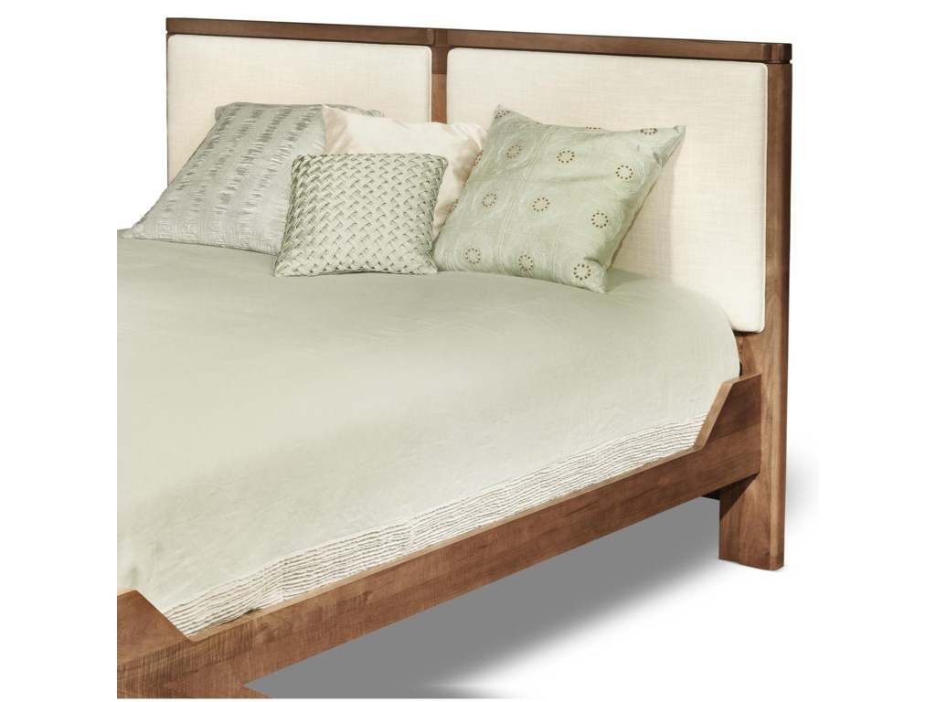 perfectbalance by Durham Furniture BedsQueen Upholstered Headboard