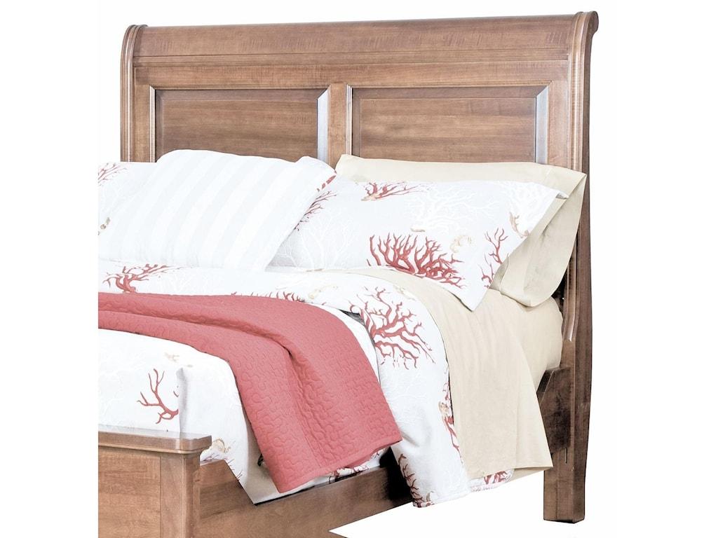 perfectbalance by Durham Furniture BedsQueen Sleigh Headboard