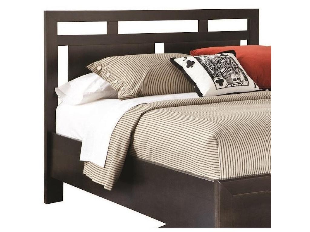 perfectbalance by Durham Furniture BedsLow Profile King Headboard