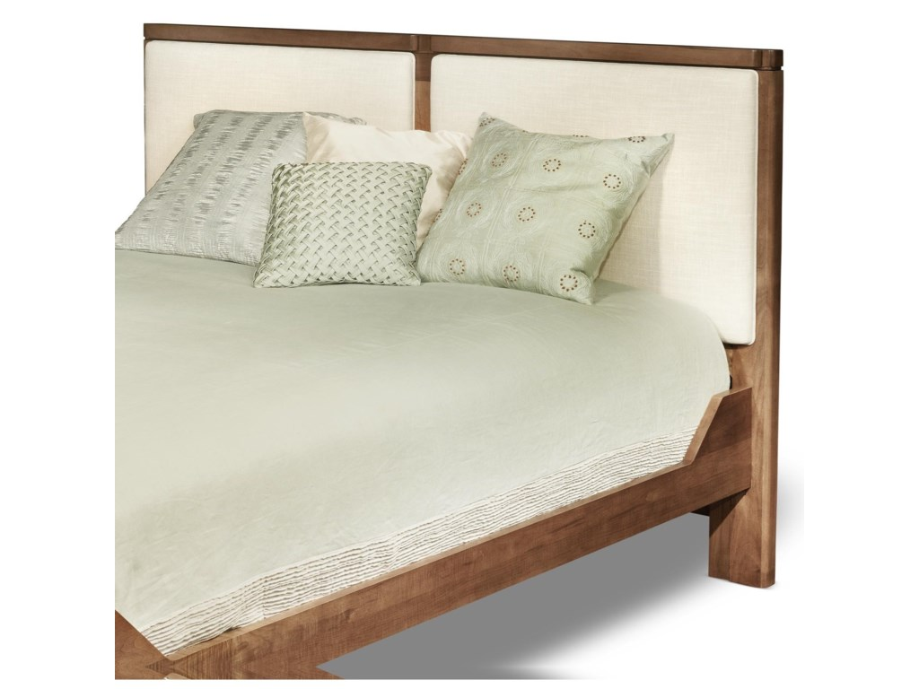 perfectbalance by Durham Furniture BedsKing Upholstered Headboard