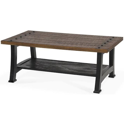 Peters Revington Sawmills Cocktail Table