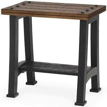 Peters Revington Sawmills Chairside Table
