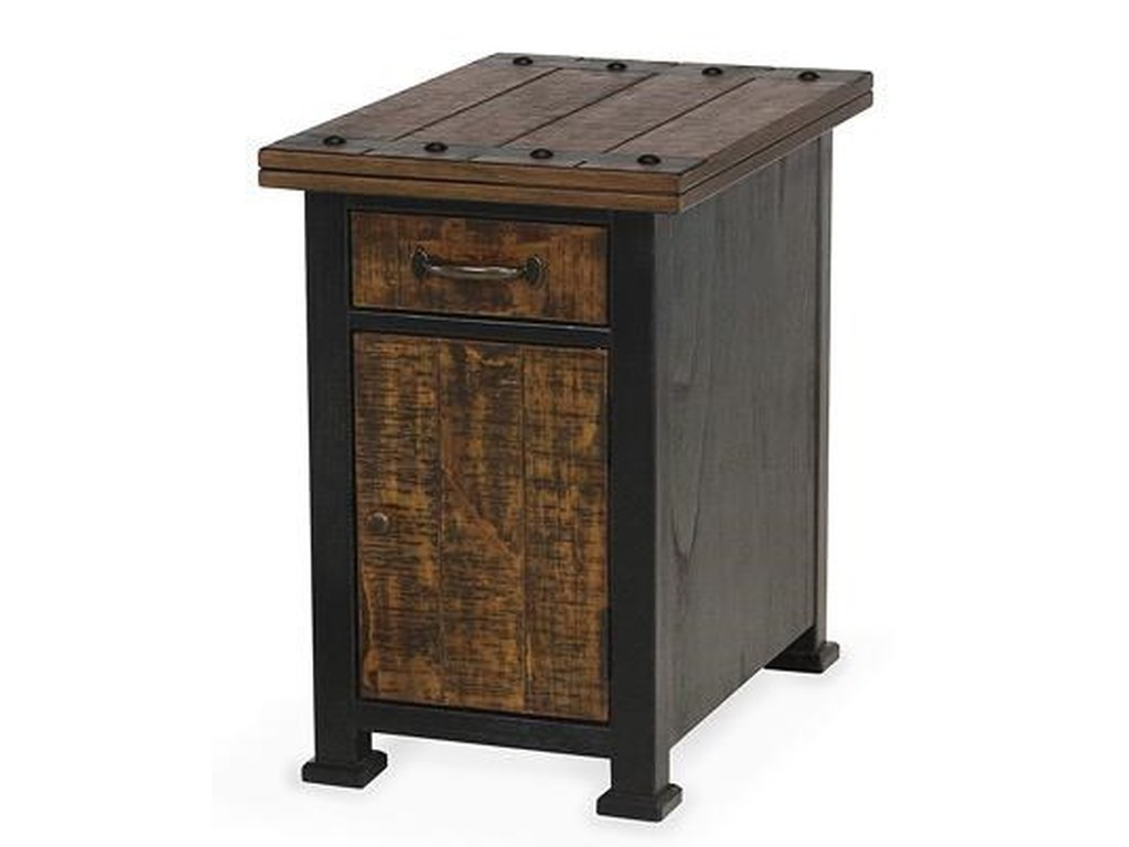 Peters Revington SawmillsChairside Cabinet