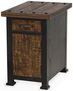 Peters Revington Sawmills Chairside Cabinet