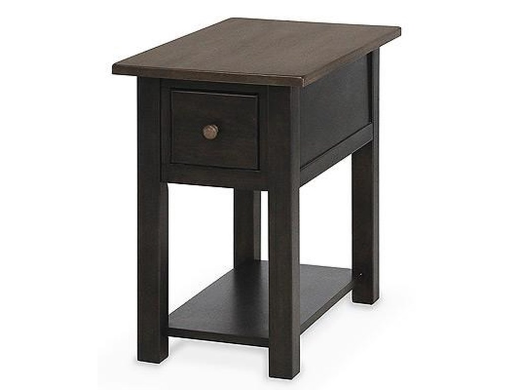 Peters Revington CrossnoreChairside Table