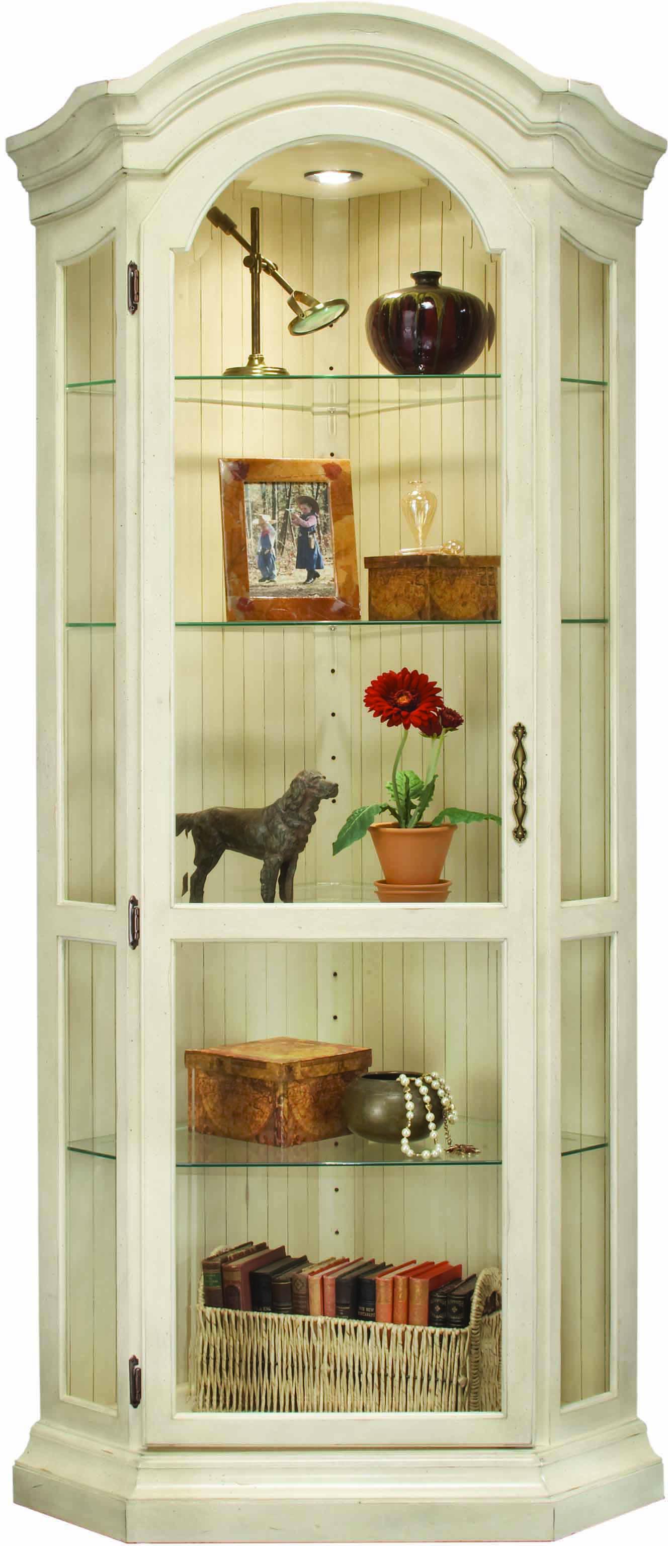 Philip Reinisch ColorTime - WhitePanorama Corner Display Cabinet  sc 1 st  Colderu0027s & Philip Reinisch ColorTime - White Panorama Corner Display Cabinet ...