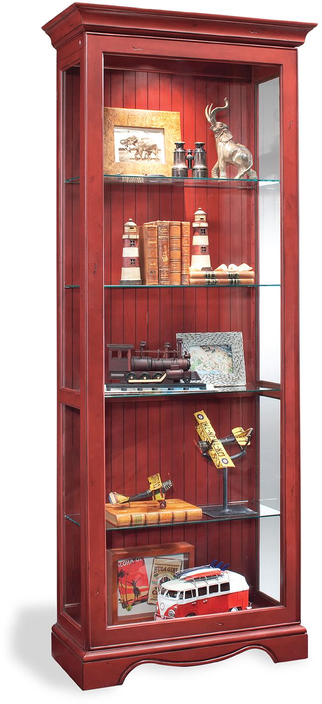 Philip Reinisch ColorTime   RedAmbience Display Cabinet