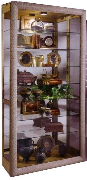 Philip Reinisch Curios Watteau Curio Cabinet