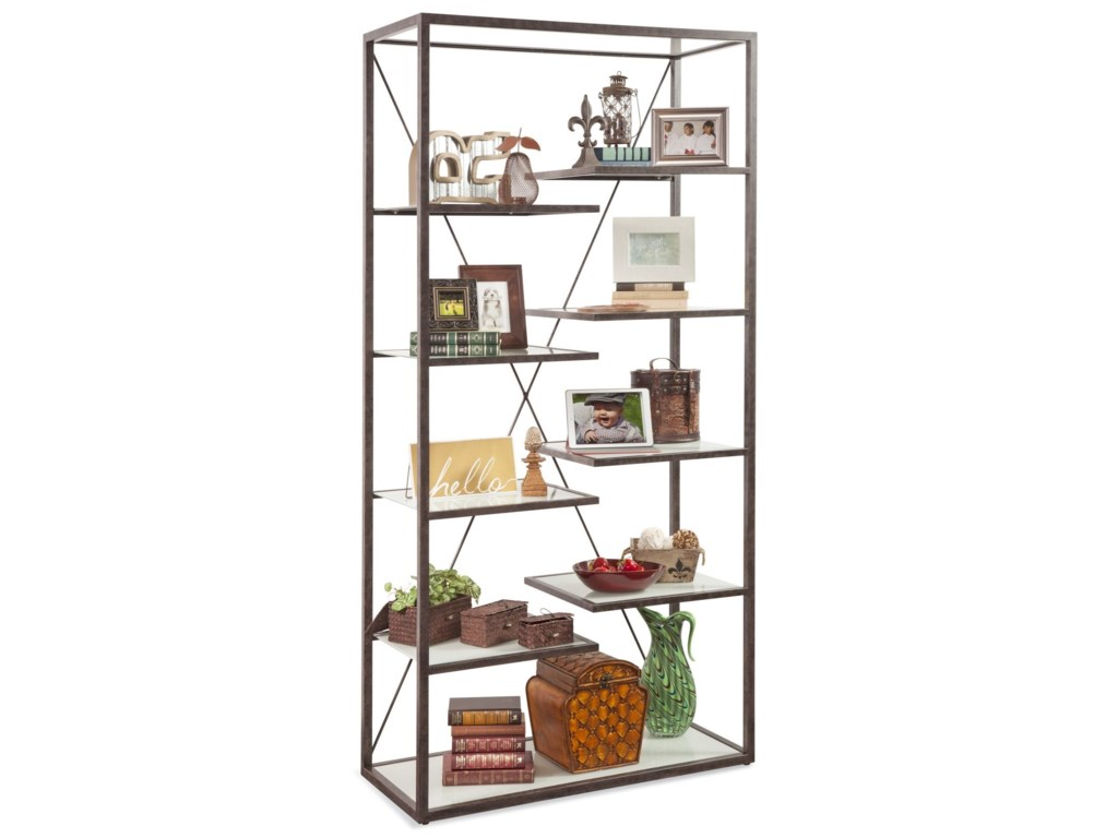 Philip Reinisch FolioPoint Loma Industrial Bookcase