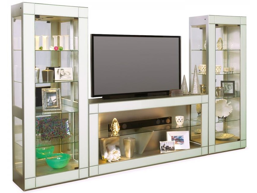 Philip Reinisch HaloAltair I Bunching Entertainment Wall Unit