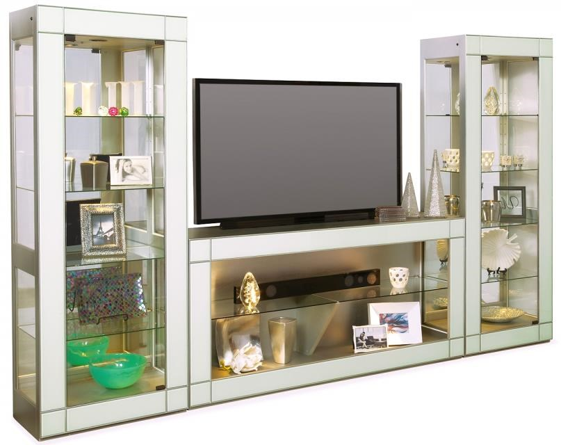 Philip Reinisch Halo Altair I Bunching Entertainment Wall Unit with ...
