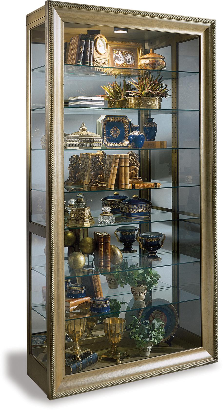 Philip Reinisch Museum Vermeer Sliding Door Fine Art Picture Frame Curio Rune S Furniture Curio Cabinet
