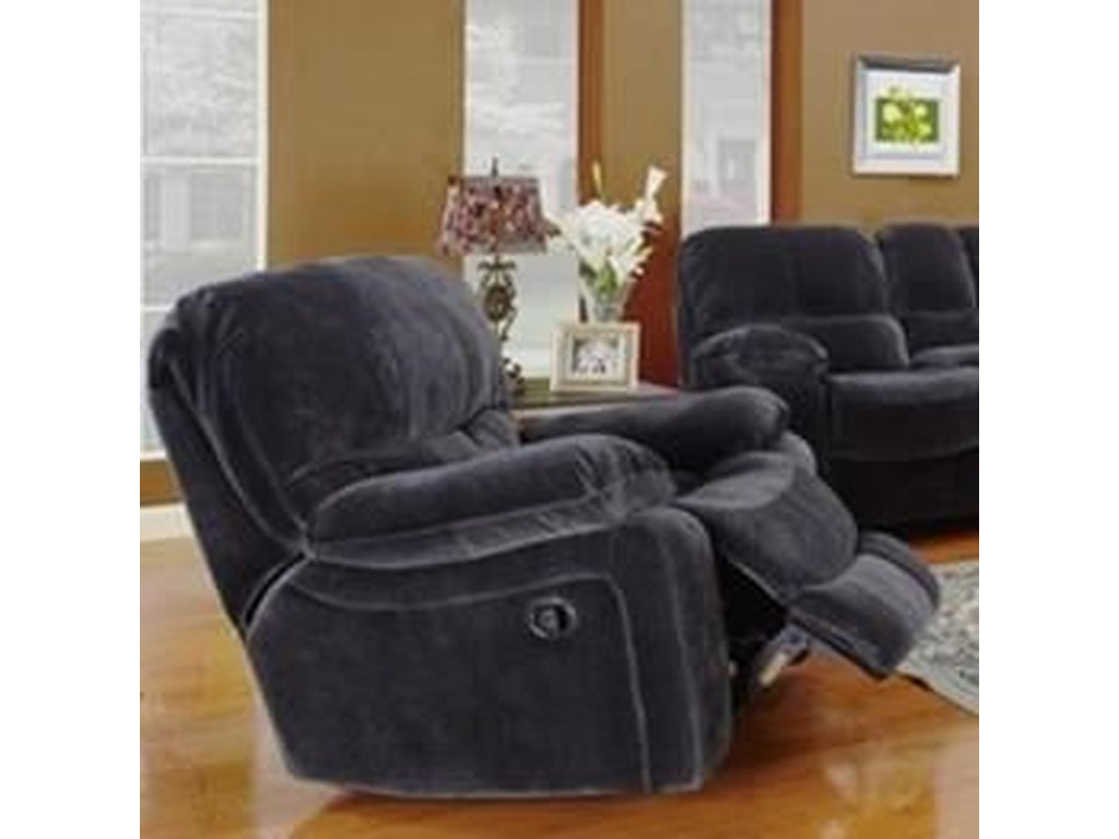 Porter International Designs RamseyPower Recliner