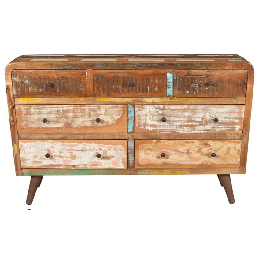 porter designs route 66 reclaimed wood dresser