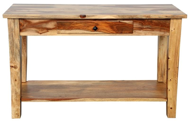 Genial Porter International Designs Tahoe Console Table W/ Lower Shelf