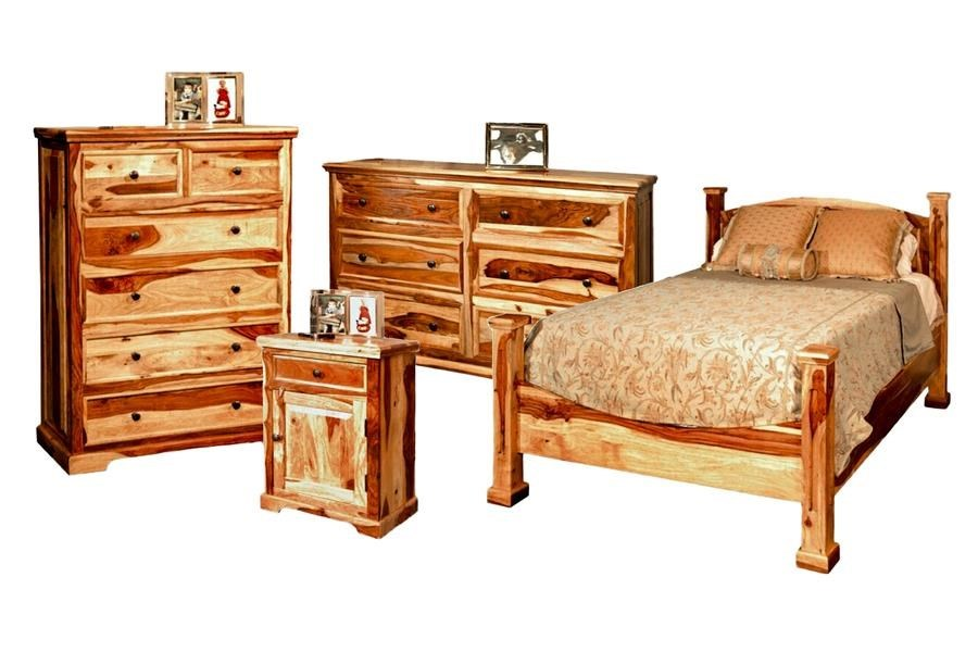 Superbe Porter International Designs Tahoe 3 PC K Bedroom Group