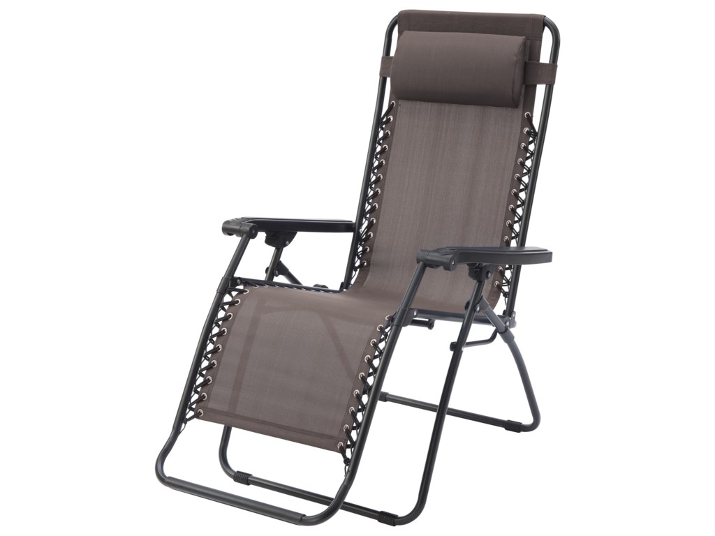 Poundex 123Reclining Lounge Chair
