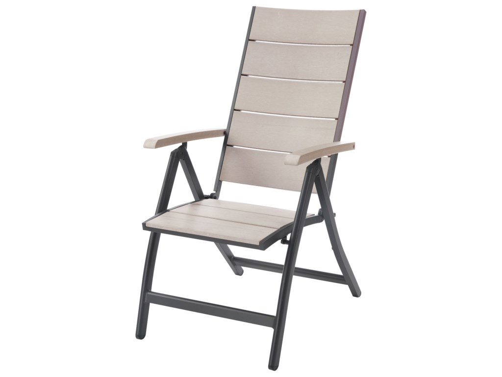 Poundex 254Outdoor Folding Chair