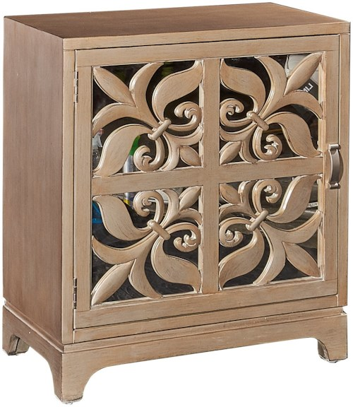 Powell Accent Cabinets Juliette Cabinet