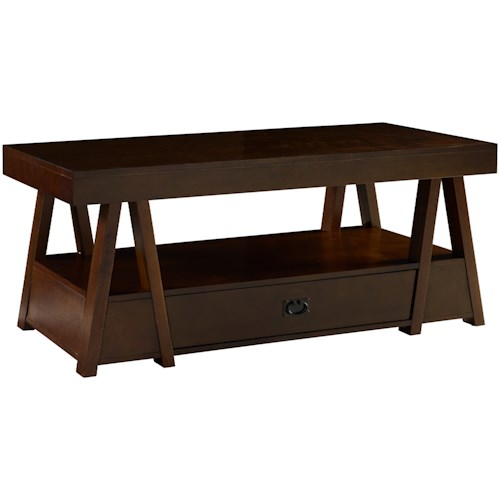 Powell Accent Furniture Lancaster Cocktail Table