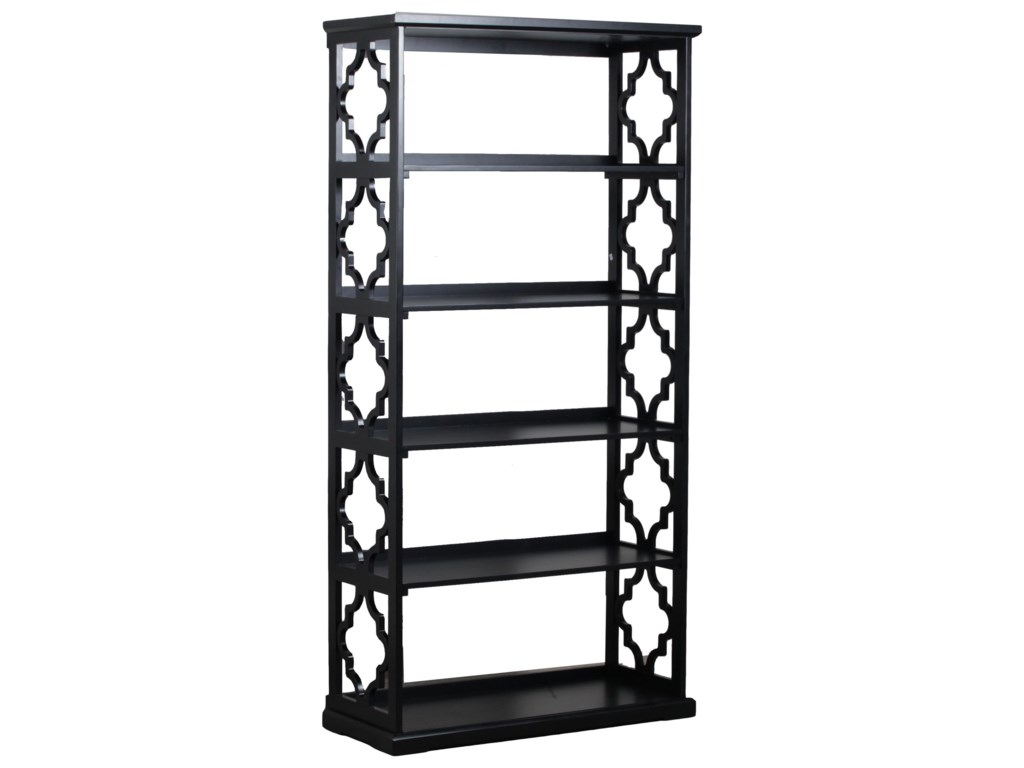 Powell Accent FurnitureTurner Bookcase Black