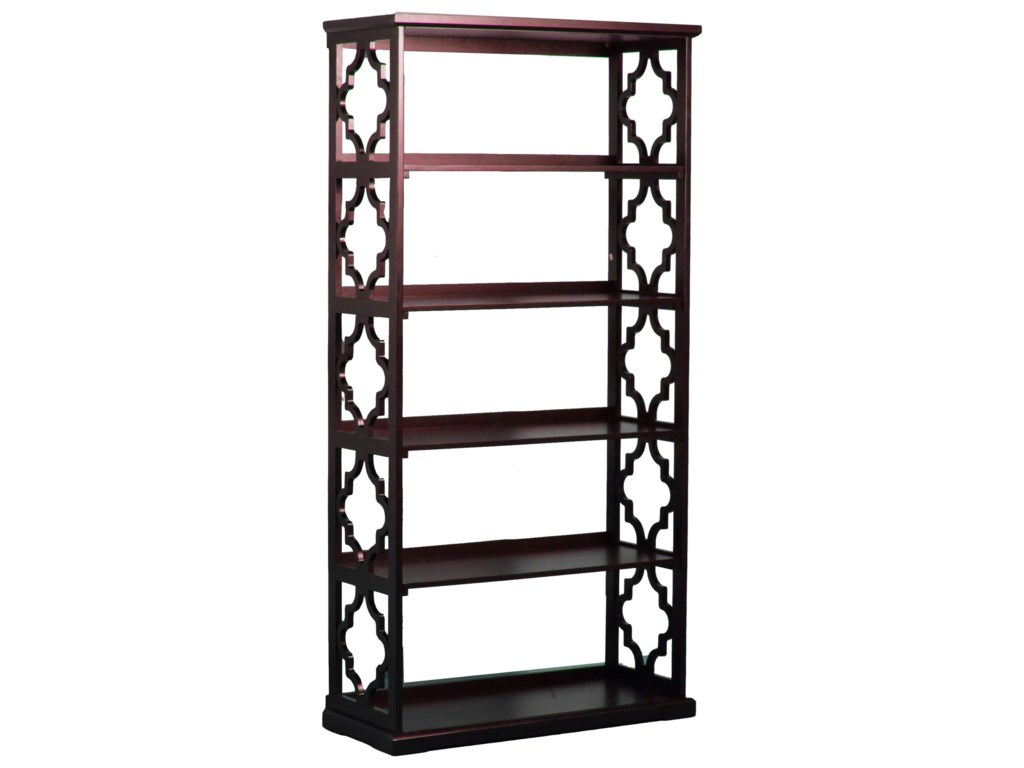 Powell Accent FurnitureTurner Bookcase Espresso