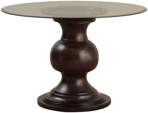 Powell Accent Furniture Jasmine Dining Table