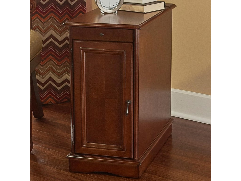 Powell Accent FurnitureButler Hazelnut Accent Table