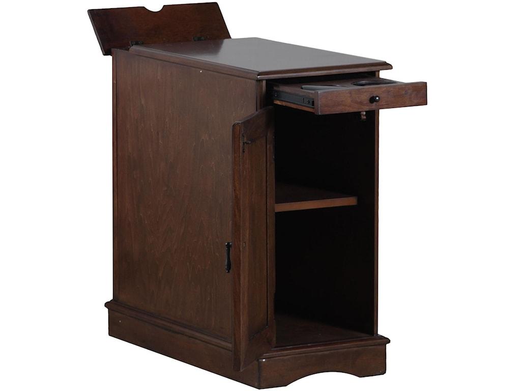 Powell Accent FurnitureButler Hazelnut Accent Table
