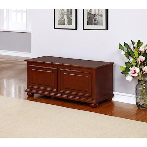 Powell Accent Furniture Cedar Chest