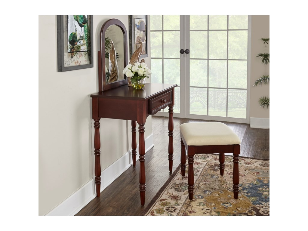 Powell Accent FurnitureChadwick Vanity with Stool