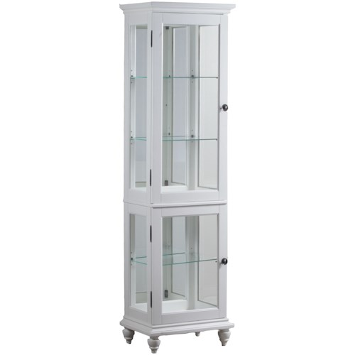 Powell Accent Furniture Small Curio