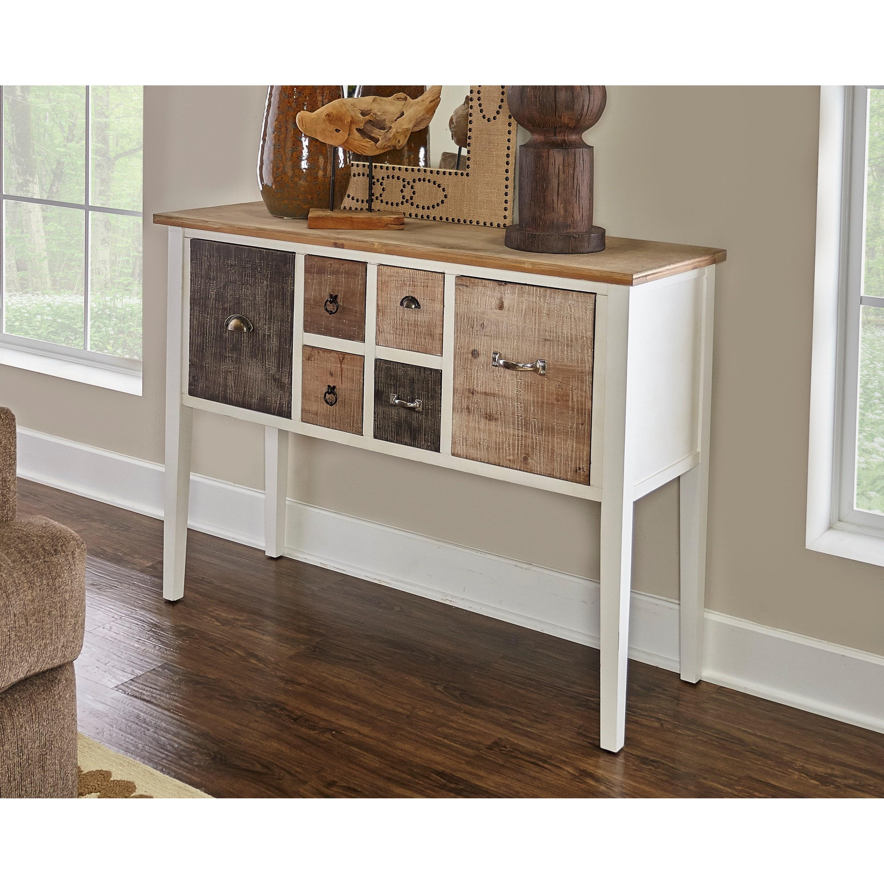 Powell Accent FurnitureBrighton Console ...