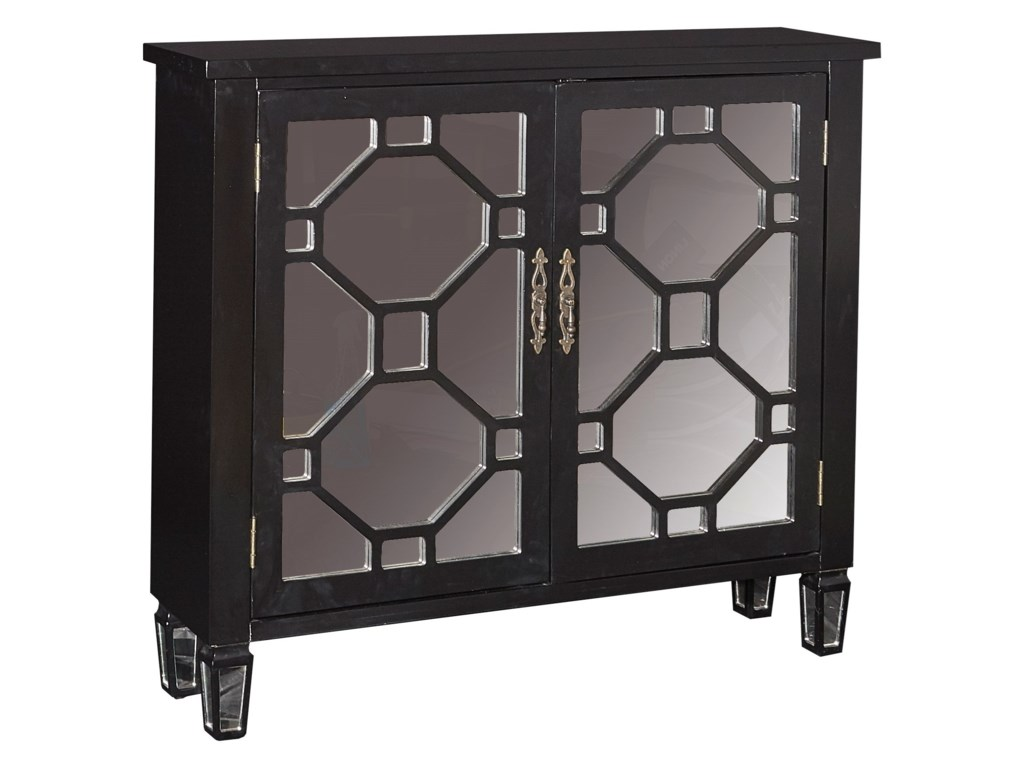 Powell Accent FurnitureHex 2 Door Console