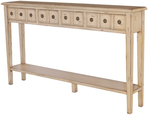 Powell Accent Furniture Sadie Long Console