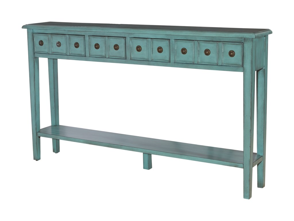 Powell Accent FurnitureSadie Long Console
