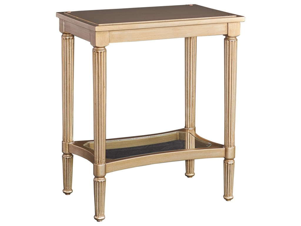 Powell Accent FurnitureMasterpiece Mia Serving Tray Table