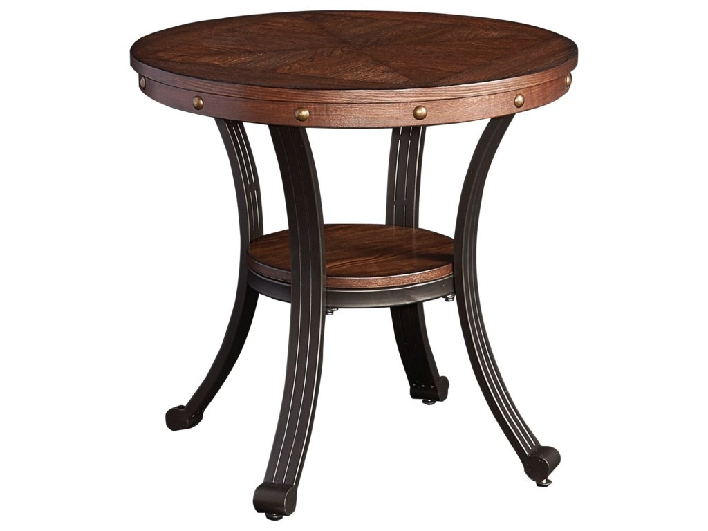 Powell Accent FurnitureFranklin Side Table
