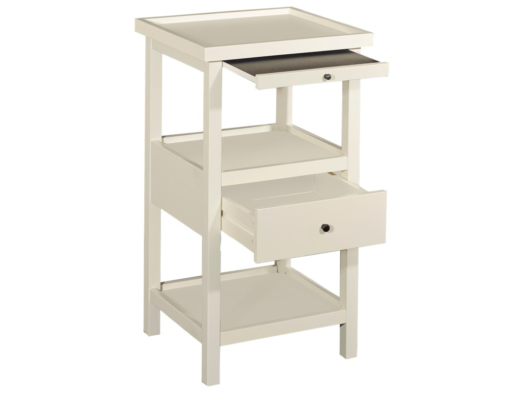 Powell Accent FurniturePalmer Table with Shelf