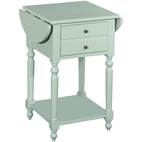 Powell Accent Furniture Shiloh Table with Dropleaf