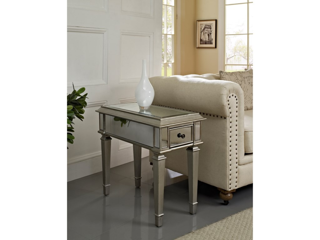 Powell Accent FurnitureSide Table
