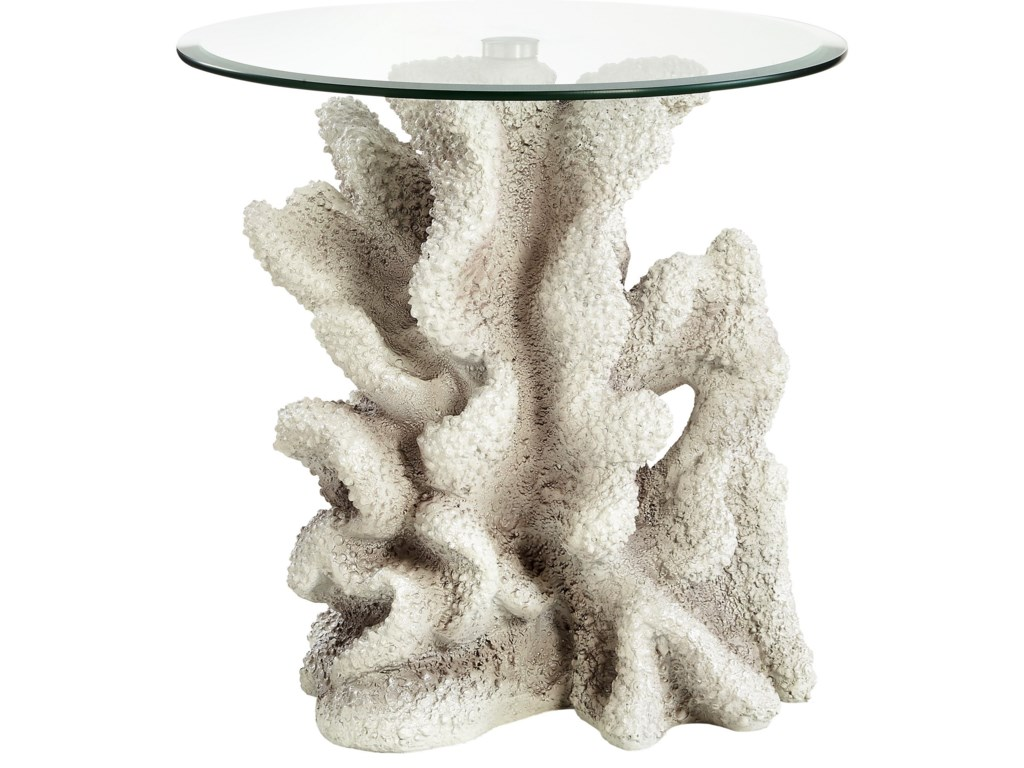 Powell Accent FurnitureReef Side Table