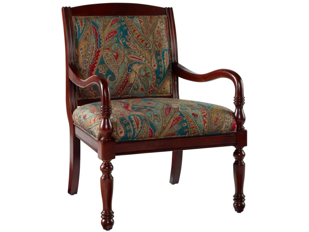 Powell Accent SeatingCarina Accent Chair