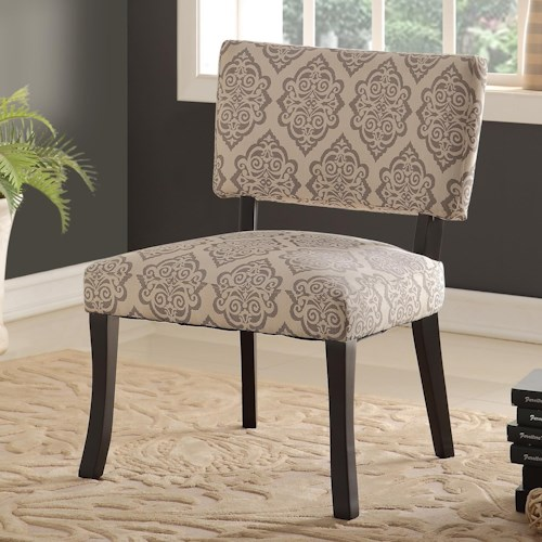 Powell Accent Seating Bella Accent Chair