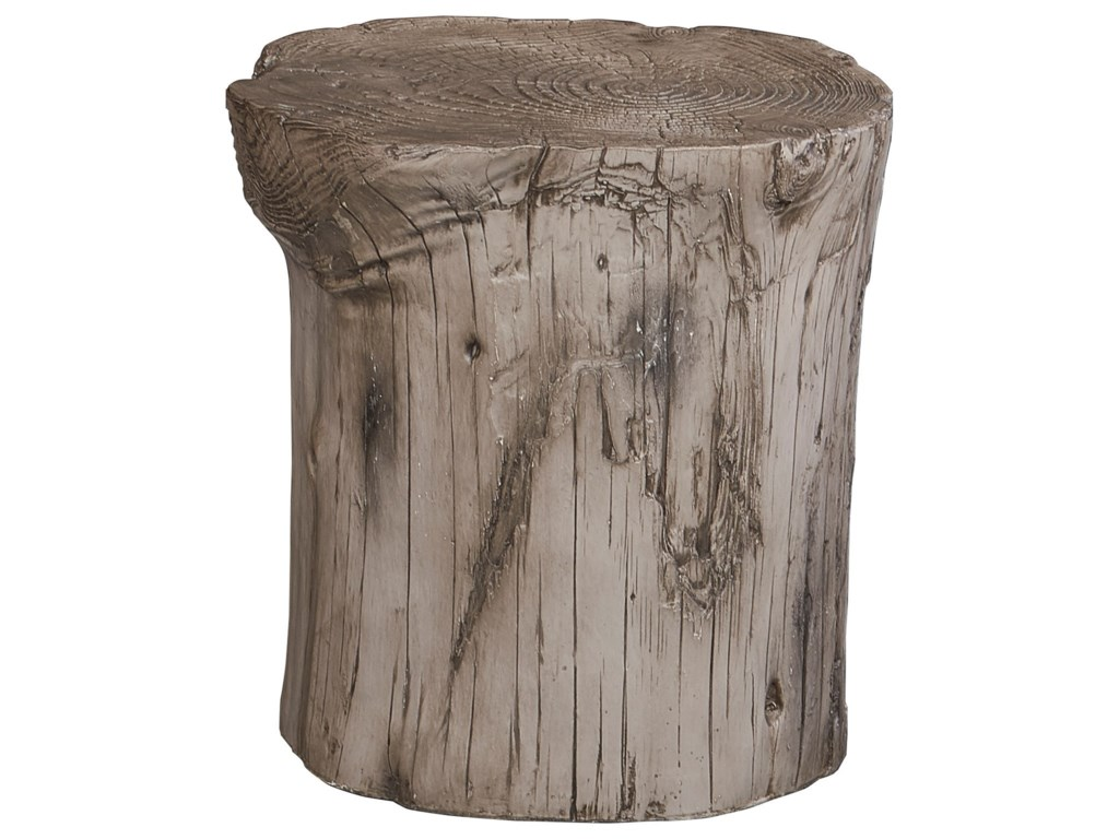 Powell Accent SeatingHunter White Stool