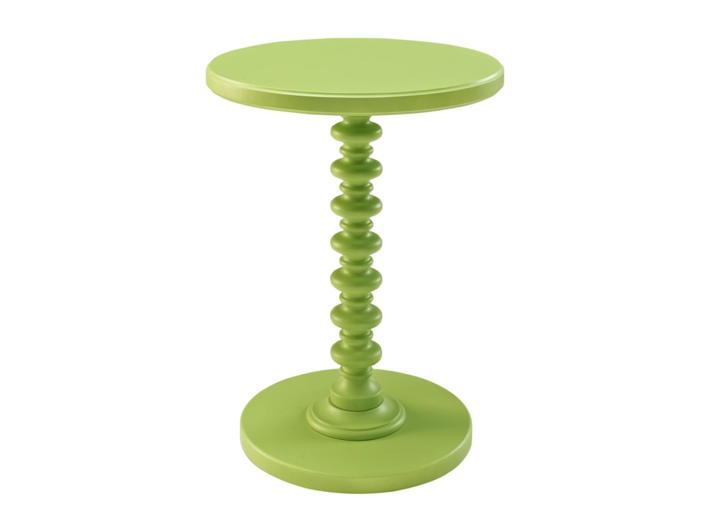 Powell Accent TablesRound Spindle Table