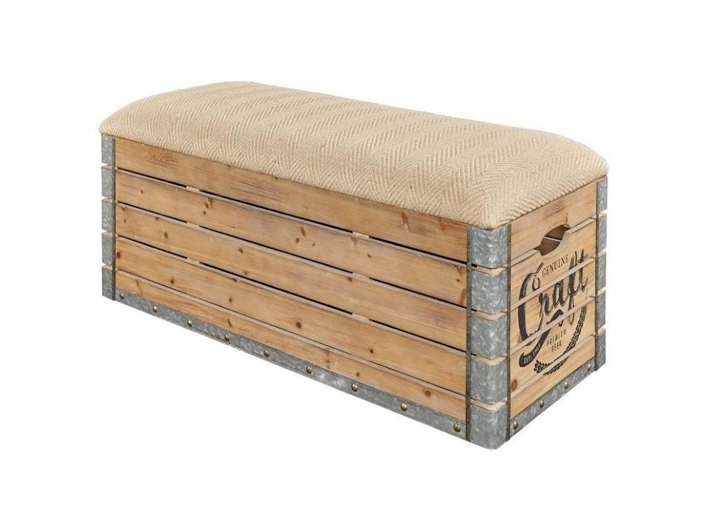 Powell AdriaStorage Bench