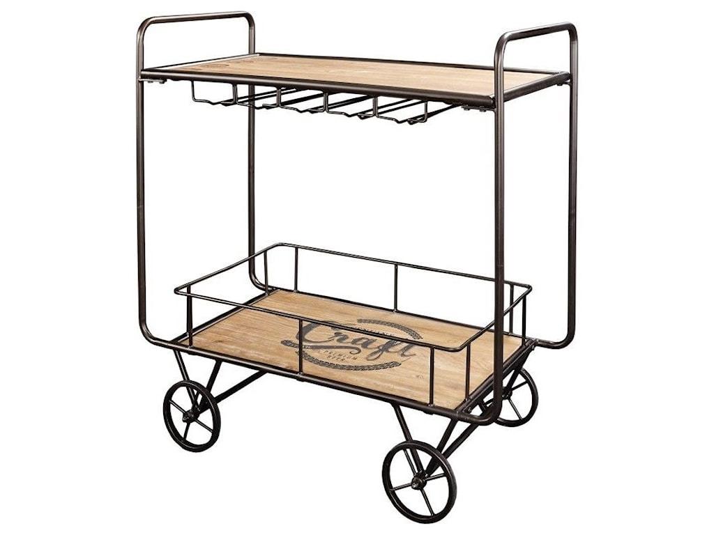 Powell AmesBar Cart